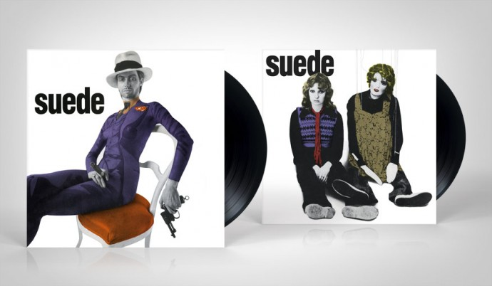 Regret, that Suede album nude agree with